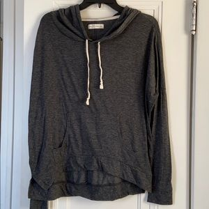 Abercrombie & Fitch thin grey sweatshirt Size L